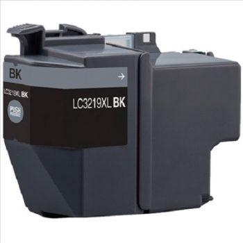Cartouche d'encre équivalent BROTHER LC 3219 compatible (LC3219) Noire
