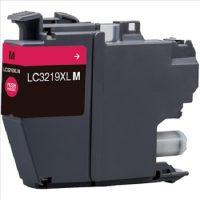 Cartouche d'encre équivalent BROTHER LC 3219 compatible (LC3219) Magenta