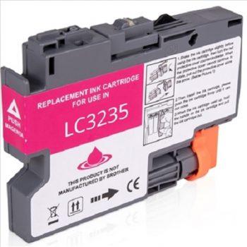 Cartouche d'encre équivalent BROTHER LC 3235 compatible (LC3235) Magenta