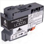 3235 - Cartouche d'encre équivalent BROTHER LC 3235 compatible (LC3235) Noire