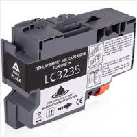 Cartouche d'encre équivalent BROTHER LC 3235 compatible (LC3219) Noire