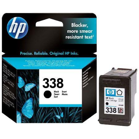 338 – Cartouche d'encre originale HP-338 C8765EE (HP338) NOIR