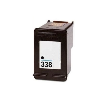 338 - Cartouche d'encre équivalent HP-338BK compatible (HP338) C8765EE NOIR