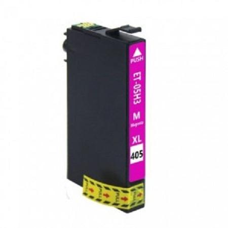 405 - EPSON 405 Compatible ( série valise) Cartouche Magenta XL C13T05H34010/C13T05G34010