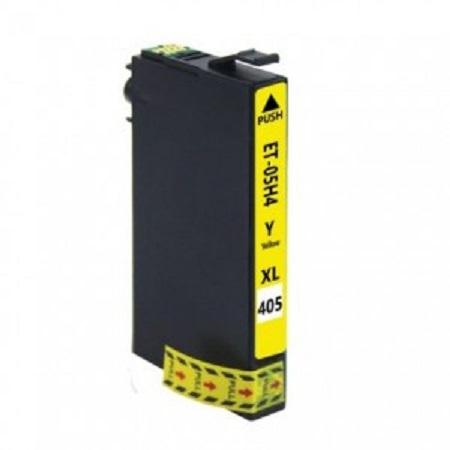 405 - EPSON 405 Compatible ( série valise) Cartouche Jaune XL C13T05H44010/C13T05G44010