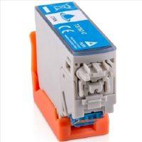 378 - Cartouche EPSON compatible T3792 - 378XL Série Ecureuil Cyan XL