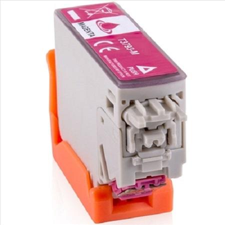 378 - Cartouche EPSON compatible T3793 - 378XL Série Ecureuil Magenta XL