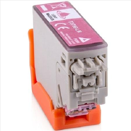 378 - Cartouche EPSON compatible T3796 - 378XL Série Ecureuil Magenta Photo XL