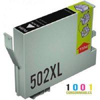 502 - Cartouche EPSON compatible 502 XL NOIRE ( série jumelles)