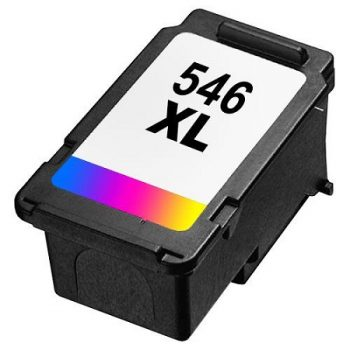 Cartouche d'encre équivalent CANON CL 546XL compatible Tricolor 8288B001