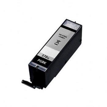 570 -Cartouche équivalent CANON PGI-570PGBK XL-0318C001 compatible (PGI570) NOIR XL