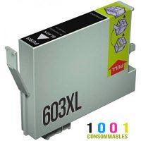 603 - Cartouche EPSON compatible 603 XL NOIRE ( série étoile de mer)