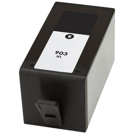 903 - Cartouche d'encre équivalent HP-903XL compatible T6M15AE (HP903) NOIR XL
