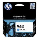963 - Cartouche à la marque orignale HP  3JA23AE  Cyan