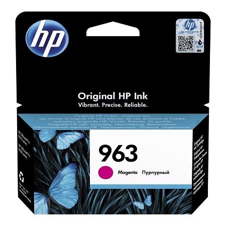 Cartouche à la marque orignale HP 963 Magenta 3JA24AE