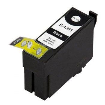 1301 - Cartouche d'encre équivalent EPSON T1301 compatible « CERF » NOIR XXL