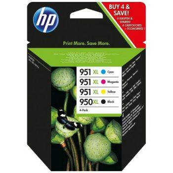 950/951 - Cartouche d'encre originale HP-950XL-HP-951XL C2P43AE (HP950/HP951) PACK 4 CARTOUCHES XL