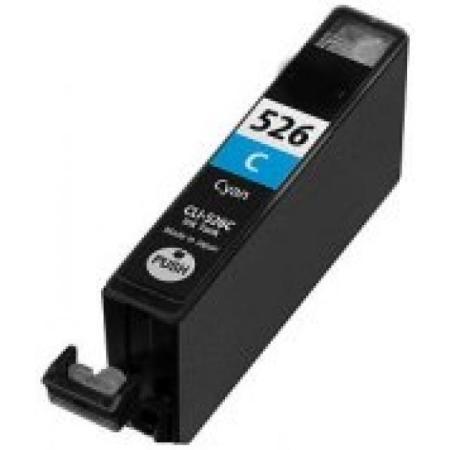 526 - Cartouche d'encre équivalent CANON CLI-526C compatible 4541B001 (CLI526) - CYAN