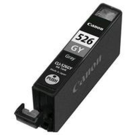 526 - Cartouche d'encre équivalent CANON CLI-526GY compatible 4544B001 (CLI526) - GRIS