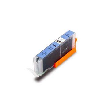Cartouche d'encre équivalent Canon CLI-581PB XXL compatible (CLI581XXL / 1999C001) PHOTO BLEUE