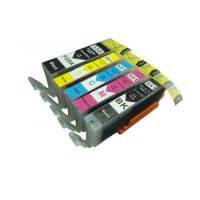 550 - Cartouche d'encre équivalent CANON PGI-550-CLI-551 compatible  (PGI550-CLI551)  PACK 5 CARTOUCHES XL