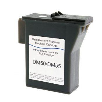 797 - Cartouche d'encre équivalent Pitney Bowes 797-0SB Bleu compatible machines Pitney Bowes : DM55