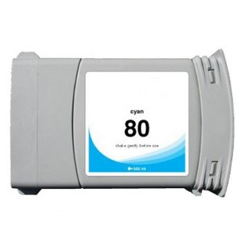 HP 80 compatible C4846A cyan