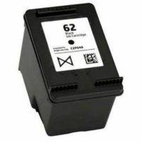 HP-62 XLCartouche d'encre équivalent HP-62 XL compatible C2P05AE (HP62) NOIR