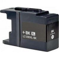 1280 - Cartouche d'encre équivalent BROTHER LC 1280XLBK compatible (LC1280) NOIR