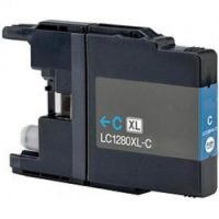 1280 - Cartouche d'encre équivalent BROTHER LC-1280XLC compatible (LC1280) CYAN