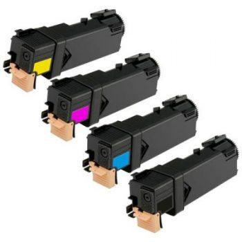 2900 - Toner laser équivalent EPSON C2900 compatible S050630-S050629-S050628-S050627 4 COULEURS