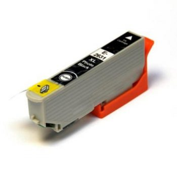 2631 - Cartouche d'encre équivalent EPSON T2631 compatible « Ours Polaire » NOIR PHOTO XL