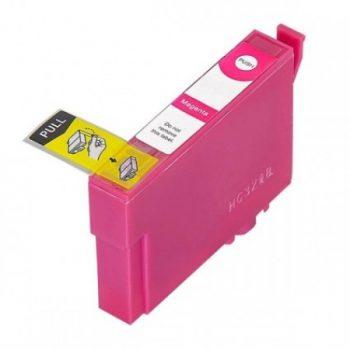 3473 - Cartouche d'encre équivalent EPSON T3473 compatible « BALLE DE GOLF » MAGENTA XL
