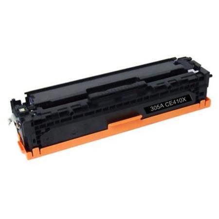 305 – Toner laser équivalent HP-305X compatible CE410X (HP305) TONER NOIR
