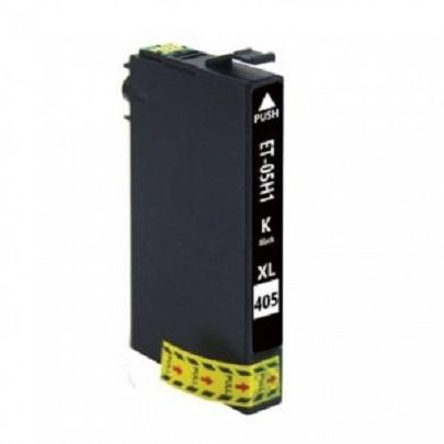 EPSON 405 Compatible ( série valise) Cartouche Noire XL C13T05H14010/C13T05G14010