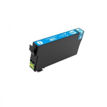 EPSON 407 Compatible ( série clavier) Cartouche Cyan XL C13T07U240