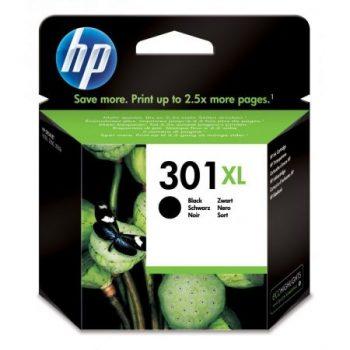 301 - HP 301XL Cartouche d'encre Noire grande capacité originale(CH563EE)