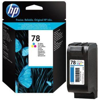 78 - Cartouche d'encre originale HP-78 C6578DE (HP78) TRICOLOR