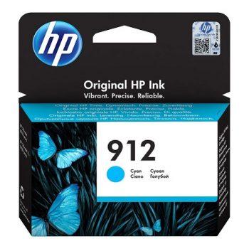 Cartouche à la marque orignale HP 912 Cyan 3YL77AE