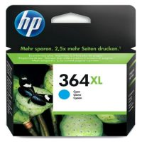 364 - Cartouche d'encre ORIGINALE HP-364XL-CB323EE (HP364) CYAN XL