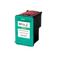 351 - Cartouche d'encre équivalent HP-351XL compatible (HP351)  TRICOLOR XL