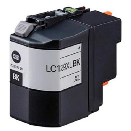 Cartouche d'encre équivalent BROTHER LC 129XLBK compatible (LC129) Noir