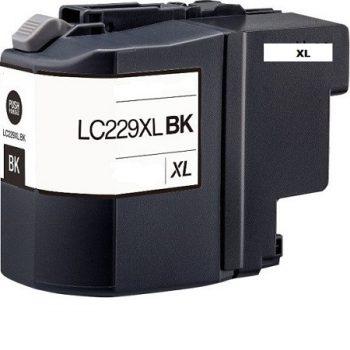 Cartouche d'encre équivalent BROTHER LC 229 XL compatible (LC229) Noir