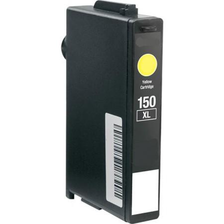 150 - Cartouche d'encre équivalent LEXMARK 150XL 14N1618E compatible JAUNE XL