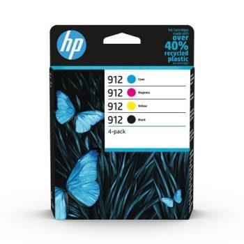 Cartouche à la marque orignale HP 912 Multipack 6ZC74AE