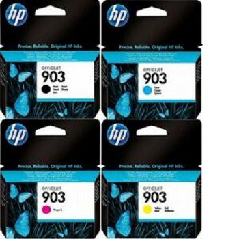 Cartouche d'encre originales HP 903 Pack (HP903) 4 Couleurs
