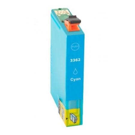3362 - Cartouche d'encre équivalent EPSON T3362 compatible « Oranges » CYAN XL